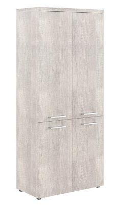 Шкаф с глухими средними и малыми дверьми THC 85.3 850х430х1930