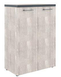 Шкаф с глухими средними дверьми и топом TMC 85.1 850х430х1165