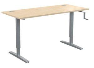 Стол письменный XTUP 167 1600х700х705-1155