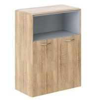 Шкаф с глухими малыми дверьми DMC 85.3 850х430х1165