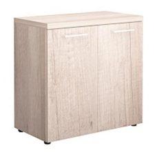 Шкаф с глухими малыми дверьми и топом TLC 85.1 850х430х795