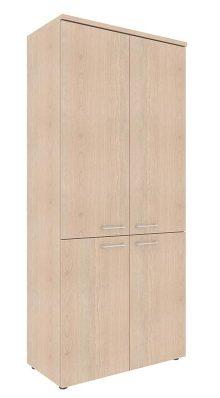 Шкаф с глухими средними и малыми дверьми XHC 85.3 850х410х1930