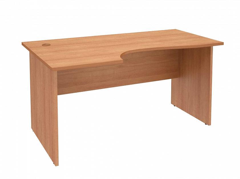Стол угловой (лев) Альфа 61.22 (1500x900x750)