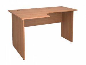 Стол угловой (лев) Рубин 42.48 (1350x900x750)