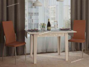 Обеденный стол Орфей 24.10 Астрид-Мелинга (900/1200x600/900x760)