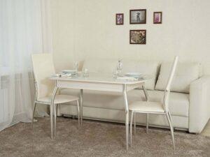 Обеденный стол Орфей 36.10 Астрид (1200x750x750)