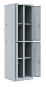 Шкаф металлический ШАМ-24.О (1860х600х500)