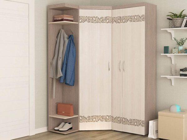 Угловой шкаф в комплекте Мэри 6 (1070х1360)