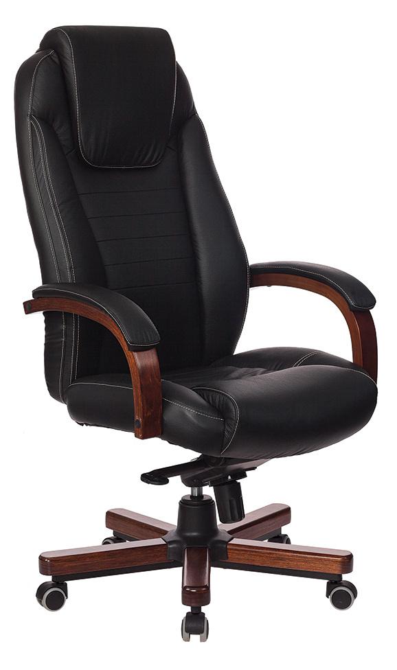 Офисное кресло Бюрократ T-9923WALNUT
