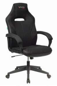 Кресло игровое VIKING 3 AERO BLACK EDITION