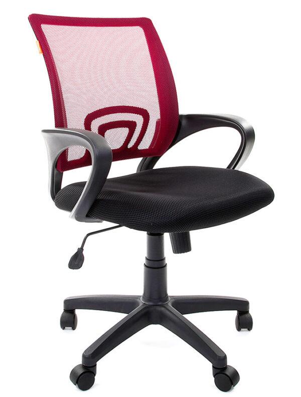 Офисное кресло CHAIRMAN 696 BLACK