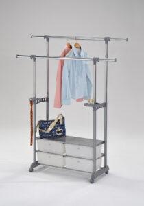 Вешалка для одежды 3 (1800х440х850)