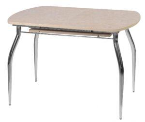 Стол обеденный раздвижной Стрелец 2 (750х700х1500)