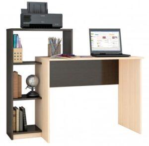 Стол компьютерный Квартет 2 (1250х500х1020)
