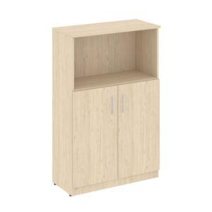 Шкаф средний широкий (2 низкие двери ЛДСП) В.СТ-2.1 (770х360х1203)