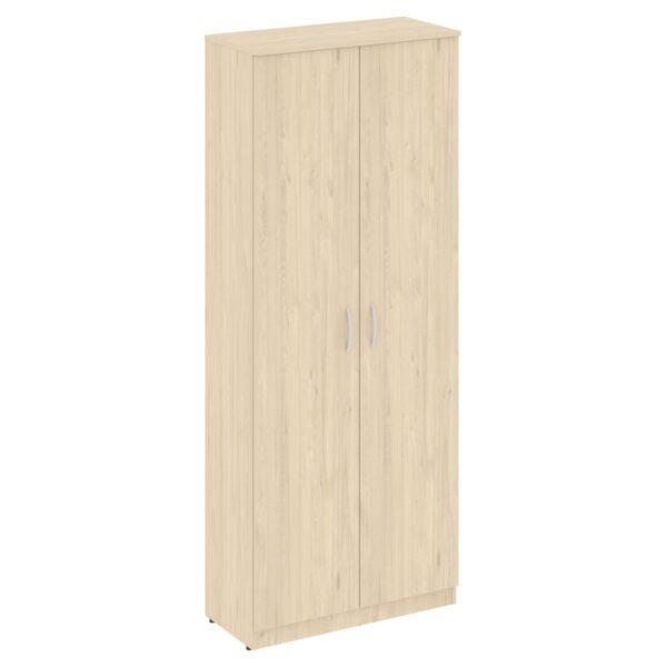 Шкаф высокий широкий (2 высокие двери ЛДСП) В.СТ-1.9 (770х360х1915)