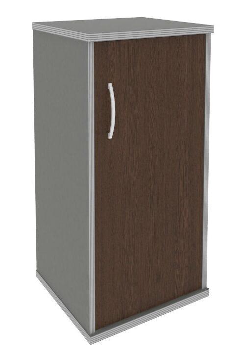 Шкаф низкий узкий А.СУ-3.1 л/пр (404х365х828)