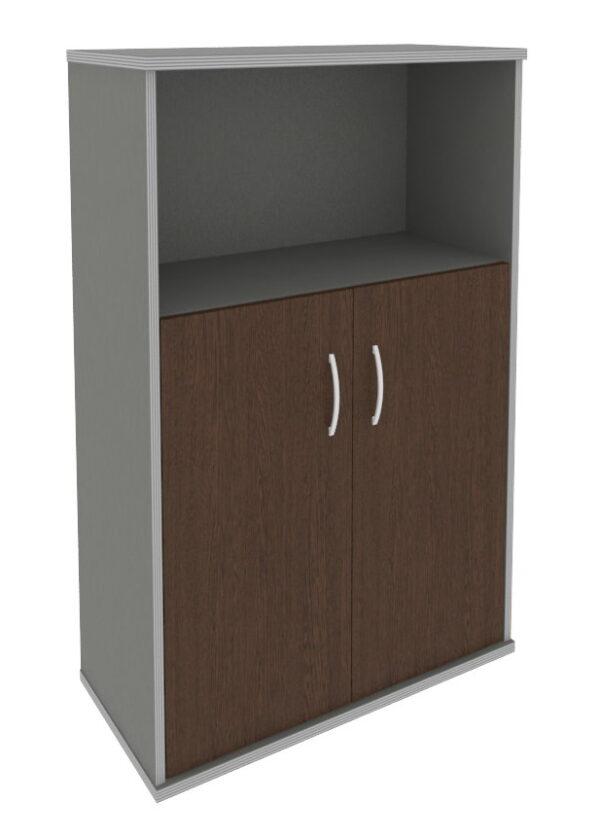 Шкаф средний широкий А.СТ-2.1 (770х365х1215)