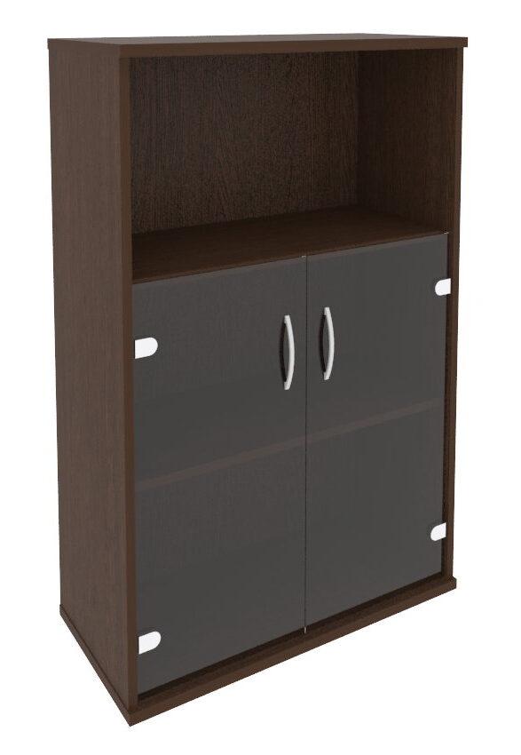 Шкаф средний широкий А.СТ-2.2 (770х365х1215)