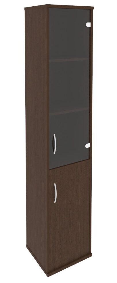 Шкаф высокий узкий А.СУ-1.2 Л/Пр (404х365х1980)