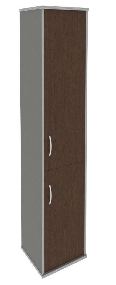 Шкаф высокий узкий А.СУ-1.3 Л/Пр (404х365х1980)