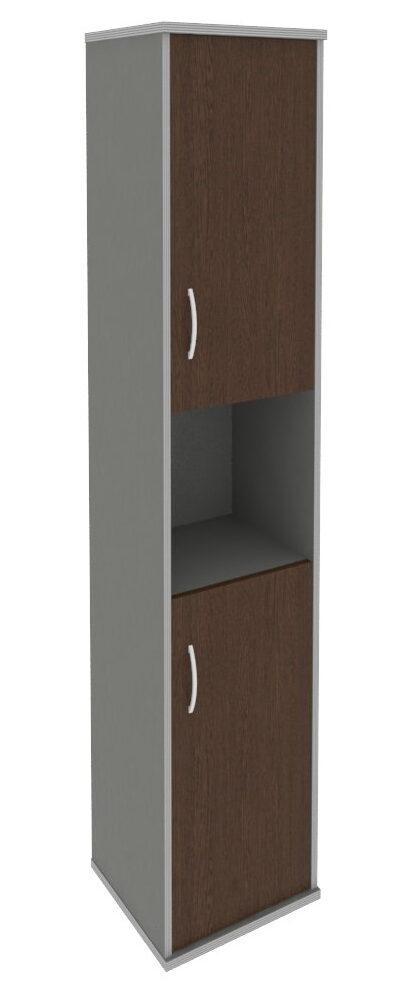 Шкаф высокий узкий А.СУ-1.5 Л/Пр (404х365х1980)