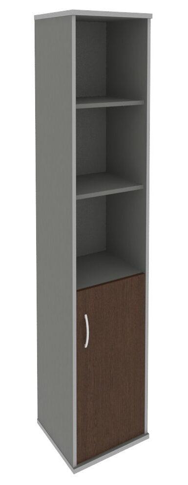 Шкаф высокий узкий А.СУ-1.1 Л/Пр (404х365х1980)