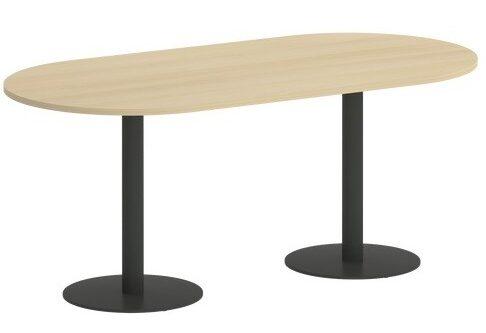 Стол овальный VR.SP-5-180.1 (1800x900x750)