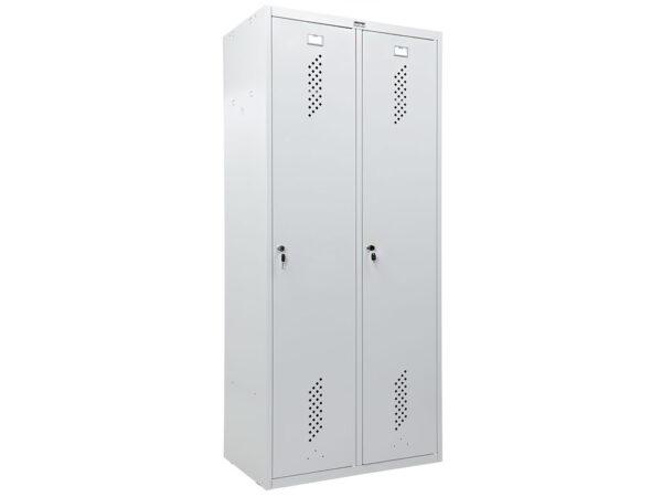 Шкаф для раздевалок ПРАКТИК СТАНДАРТ LS-21-80
